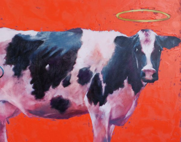 My Cow artwork by Igor Shulman #artist