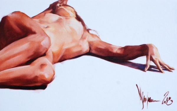 Nude #813 artwork by Igor Shulman #artist