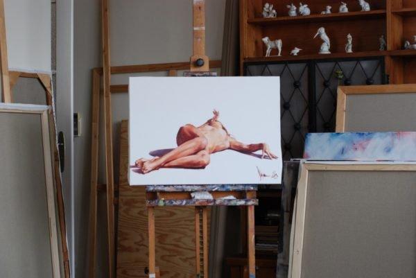 Nude #813 artwork by Igor Shulman #artgallery