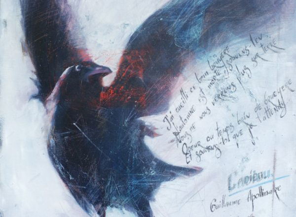 L'adieu painting by Igor Shulman