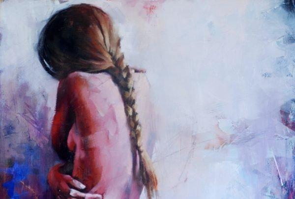 Nude #654 artwork by Igor Shulman #artist