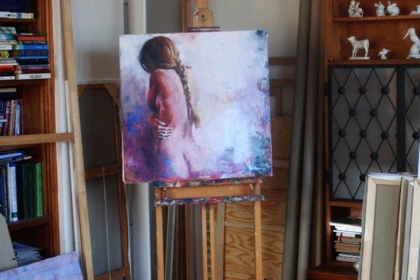 Nude #654 artwork by Igor Shulman #artgallery