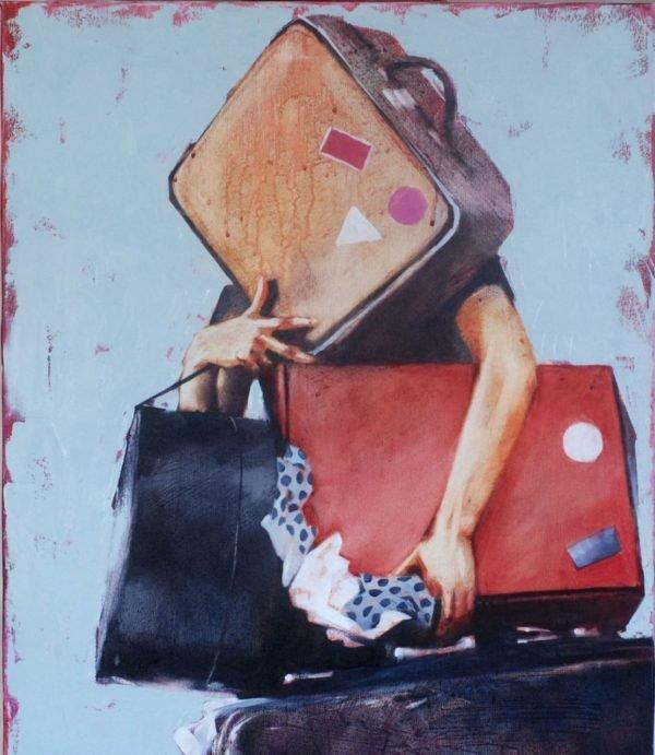 On vacation! artwork by Igor Shulman #art