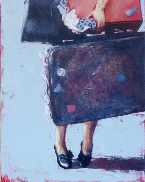 On vacation! artwork by Igor Shulman #artist