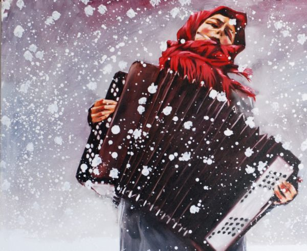 Winter artwork by Igor Shulman #artist