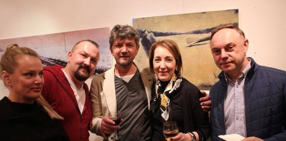 Igor Shulman. Galerie Solidet & Kulturusx