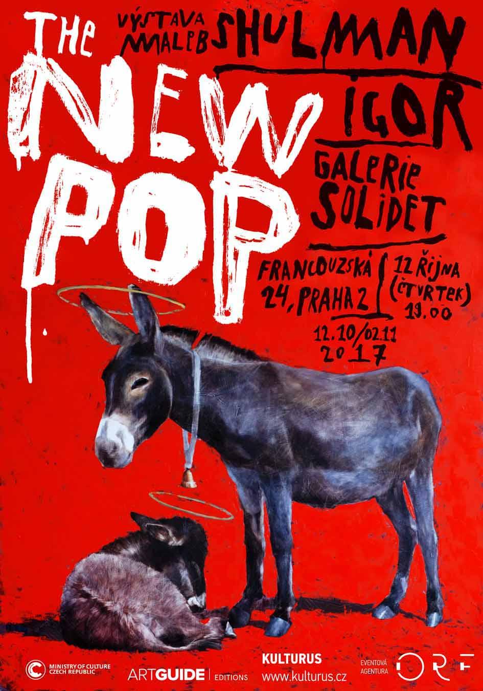 Igor Shulman Galerie Solidet & Kulturus