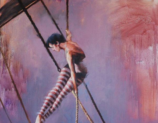 Princess of the Circus artwork by Igor Shulman