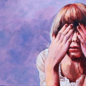 Bad Morning original painting by Igor Shulman