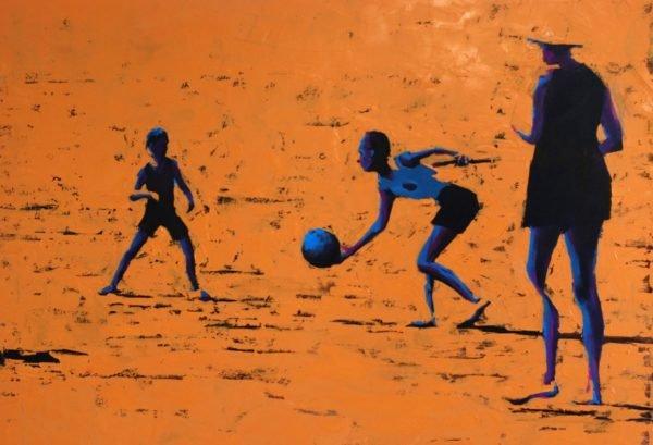 Beach Pastoral artwork by Igor Shulman #artist