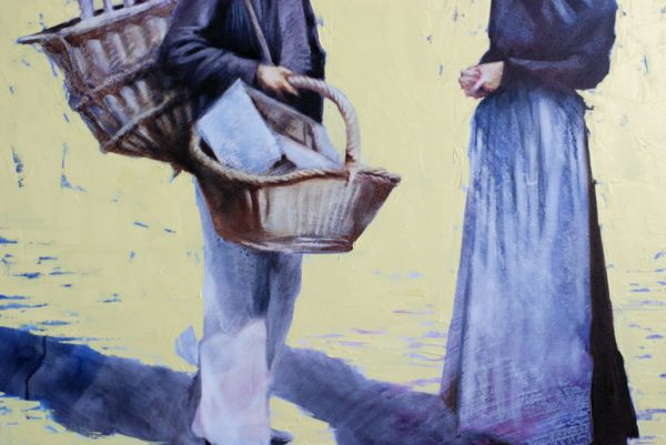 Seller Baskets artwork by Igor Shulman #artist