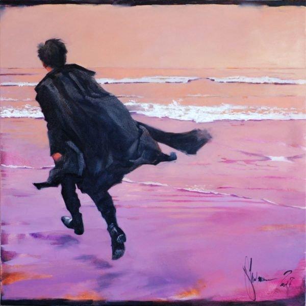 The Tide original painting by Igor Shulman