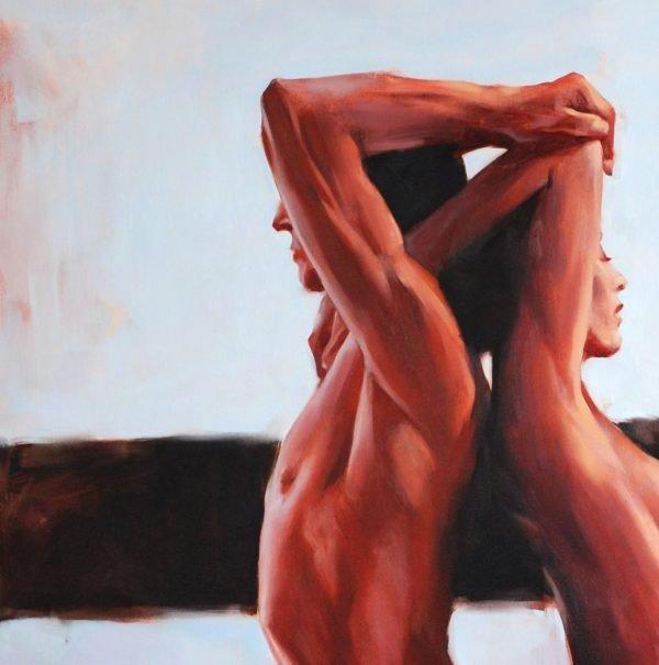 Two artwork by Igor Shulman #artist