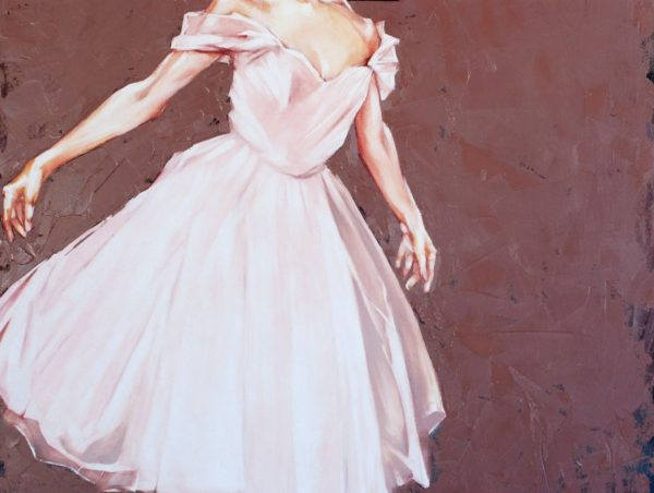 It is just Fucking Ballet painting by Igor Shulman (Arts, Artist, Paint, Painter, Painting, Oil, Oil painting, Painting, Artwork, Positive, Textures, Contemporary, Dancer, Figurative, Harmony, Ballet)
