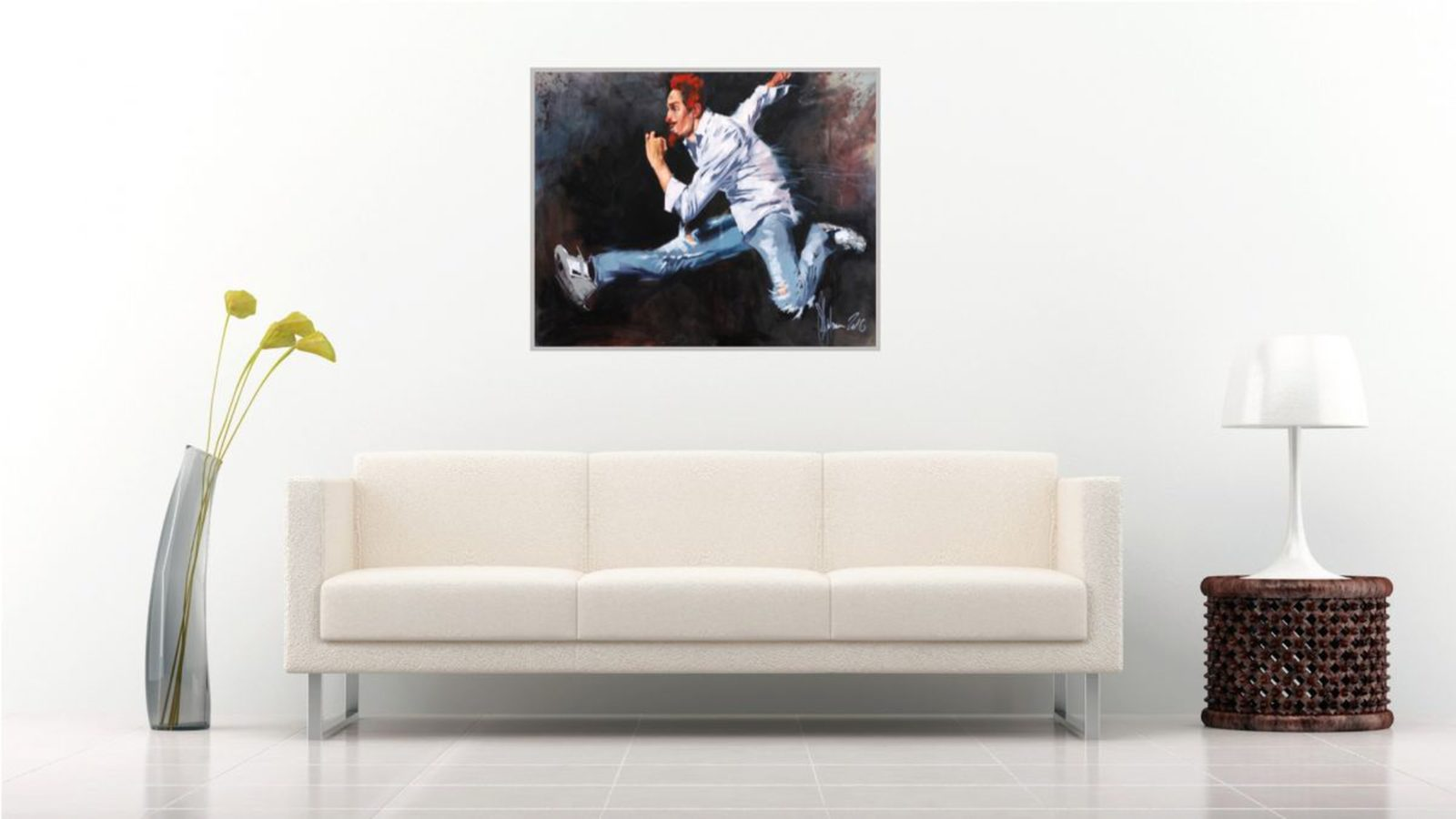 Painting Run!!! (Energy Drink)