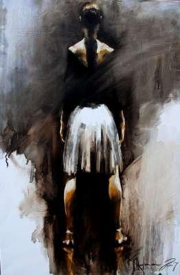 Igor Shulman Artwork / 2007 year Album / The Ballet (Start)