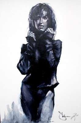 Igor Shulman Artwork / 2007 year Album / The Moscow - 70x70 sm