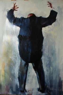 Igor Shulman Artwork / 2007 year Album / The Music - 120x90 sm
