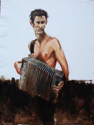 Igor Shulman Artwork / 2007 year Album / The Russian Glamour
