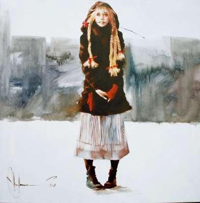 Igor Shulman Artwork / 2008 year Album / 8 Marth - 100x100 sm