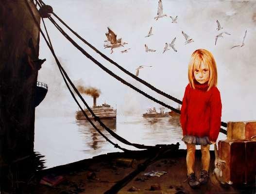 Igor Shulman Artwork / 2008 year Album / Emigration