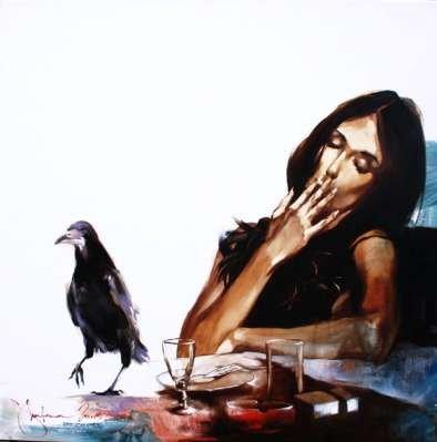 Igor Shulman Artwork / 2008 year Album / The Absinth - 100x100 sm