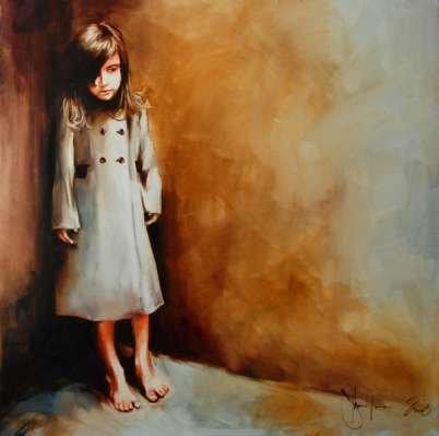 Igor Shulman Artwork / 2008 year Album / Umbrage - 100x100 sm