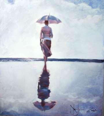 Igor Shulman Artwork / 2008 year Album / Urmala - 80x80 sm