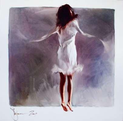 Igor Shulman Artwork / 2009 year Album /  Butterfly 2 - 100x100 sm