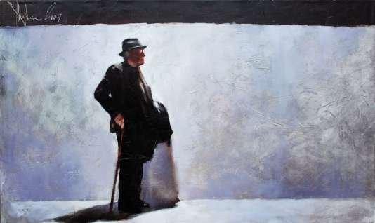 Igor Shulman Artwork / 2009 year Album / Done Fabriano - 70x100 sm