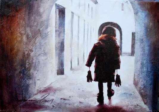 Igor Shulman Artwork / 2009 year Album / My Saint Petersburg - 70x100 sm