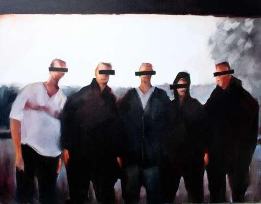 Igor Shulman Artwork / 2009 year Album / The Last Photo - 70x100 sm