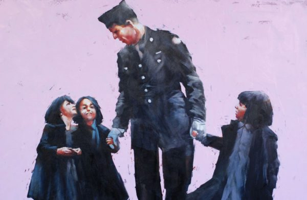 A Soldier Came from the War artwork by Igor Shulman #artist