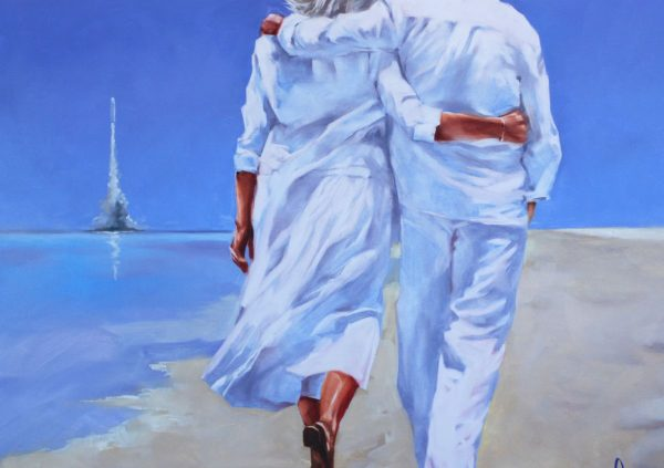 Last Walk artwork by Igor Shulman #artist