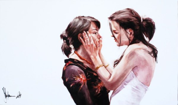 Another Love original painting by Igor Shulman