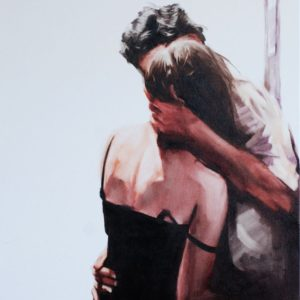 Long Farewell original painting by Igor Shulman