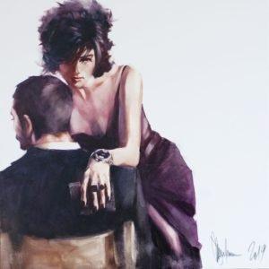 Right Hand original painting by Igor Shulman
