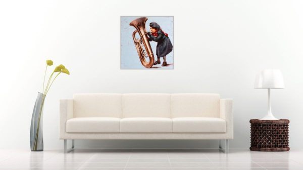 Daddy's Trumpet