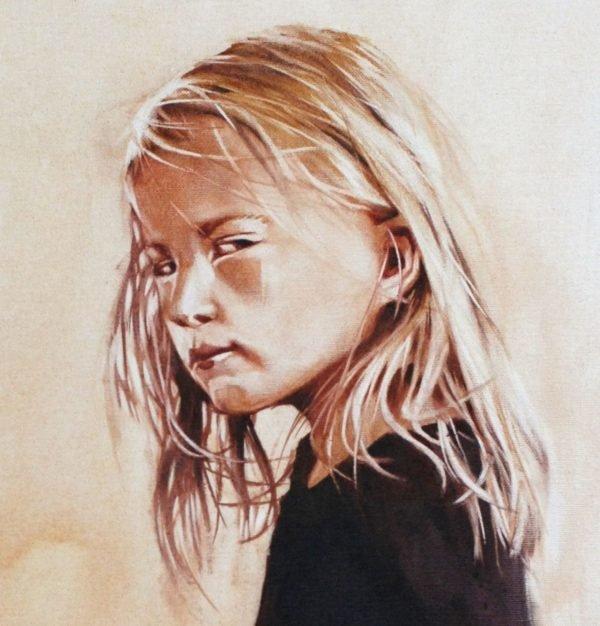 The Girl Portrait