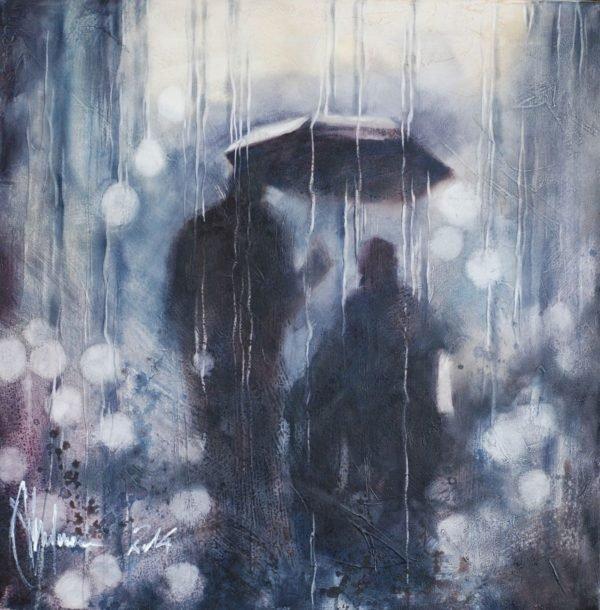City. Rainy Pastoralе