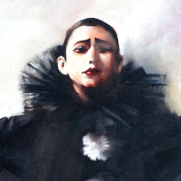 Piero. Sad Clown
