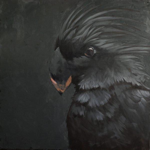 Reqiem original painting by Igor Shulman