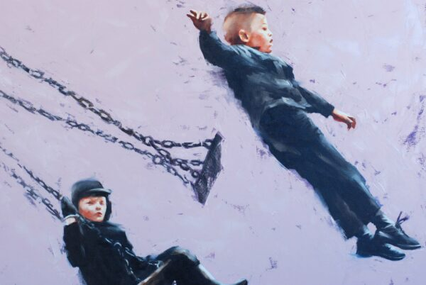 The swing of my childhood. Remaster