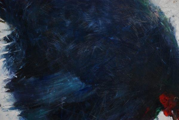 Painting Black Chicken by Igor Shulman