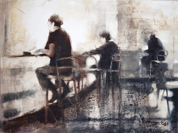 Oil Painting Freelance by Igor Shulman