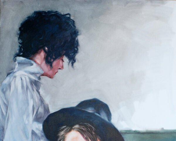 Lovers of Absinthe (2020) by Igor Shulman