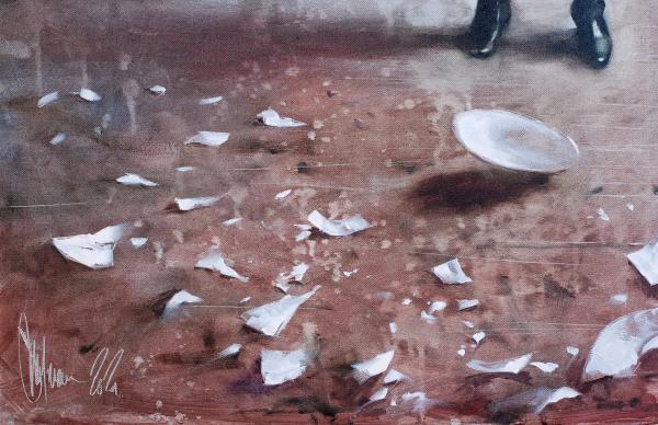 Oil Painting Mood 8 by Igor Shulman