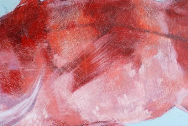 Painting 1 frozen sea bass by Igor Shulman