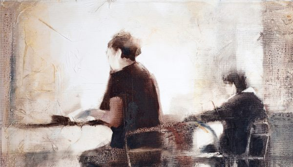Painting Freelance by Igor Shulman