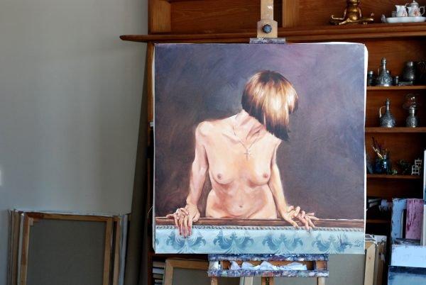 Daydream (2021) Oil Painting by Igor Shulman